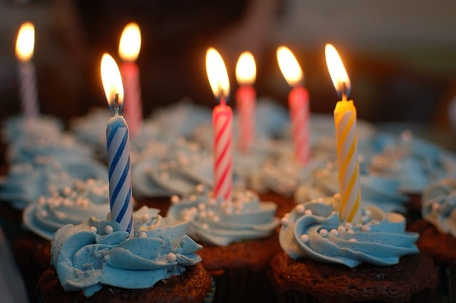 Second Birthday of My Blogging Life
